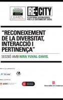 Reconocimiento de la diversidad, interacción y pertenencia. Nira Yuval-Davis